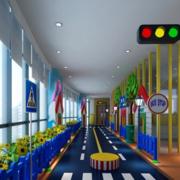 幼儿园装修设计飘窗