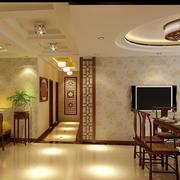 豪华精致的客厅装修效果图