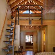 室内楼梯设计色调搭配