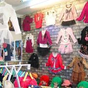 童装店背景墙装修效果图