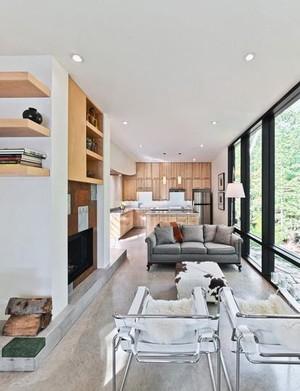 越来越都市化农村别墅房屋装修设计效果图