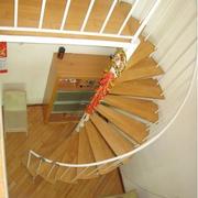 旋转楼梯装修整体图
