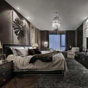 完美的卧室背景墙设计