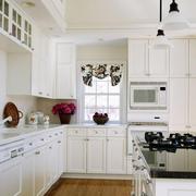 厨房吊顶装修橱柜设计