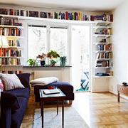 小户型书房装潢设计图
