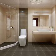新中式卫生间设计图