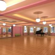 幼儿园室内灯光设计
