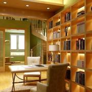 精致的现代书房设计