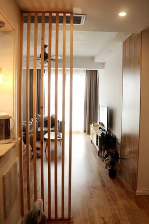 90平米小户型玄关设计装修效果图