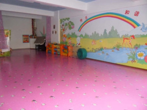 幼儿园背景墙设计图