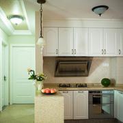 大户型厨房造型设计