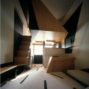 阁楼装修室内效果图