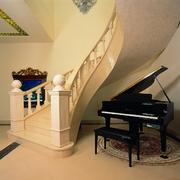 旋转楼梯装修设计模板