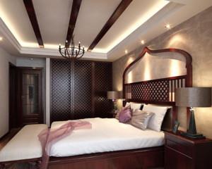 舒适的卧室装修效果图