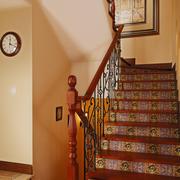楼梯装修脚踏板图