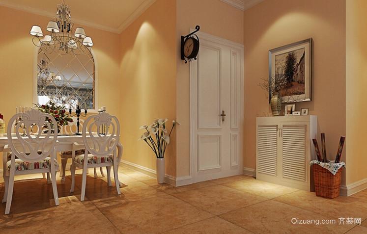 三居室大户型法式鞋柜设计装修效果图大全