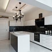 开放式厨房橱柜装修