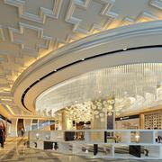 商场装修设计吊顶图