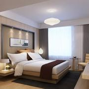 欧式卧室灯光设计图
