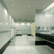 商场卫生间装修隔断图