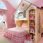 小卧室壁纸装修飘窗图