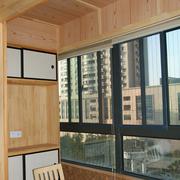 现代阳台装修效果图