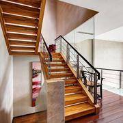大方的楼梯装修效果图