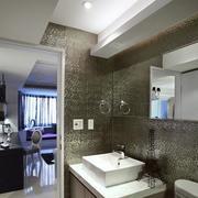 卫生间石膏板装修效果图