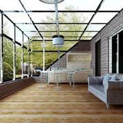 阳光房玻璃幕墙装修效果图