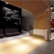 设计经典的企业文化墙
