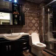 厕所装修瓷砖背景墙图
