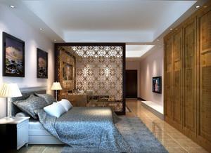 潮流小户型单身公寓装修效果图