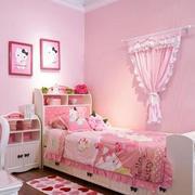 小卧室壁纸装修色调搭配