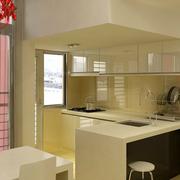 橱柜设计厨房吊顶图
