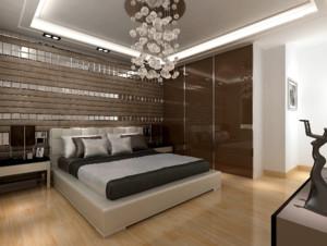 豪华卧室装修效果图