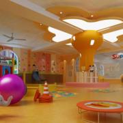 精美的幼儿园设计图