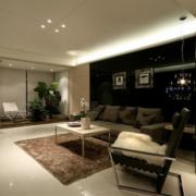 客厅设计灯光设计图