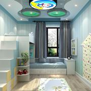 儿童房窗帘设计图