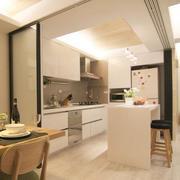 优雅的厨房装修效果图