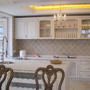 厨房石膏板吊顶效果图