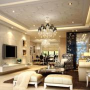 客厅装修背景墙设计