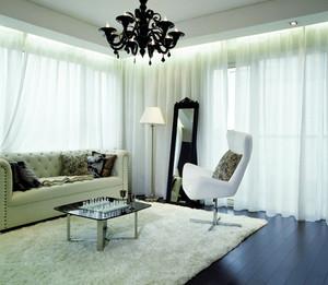 客厅飘窗设计装修效果图