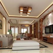 客厅设计装修沙发图