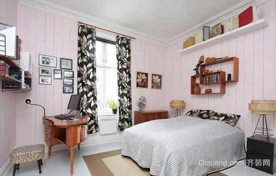 创意十足的卧室装修效果图