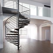 旋转楼梯装修造型设计