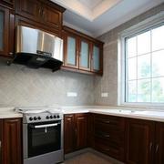 厨房石膏板吊顶精美设计