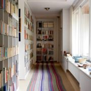 精致书房装修效果图