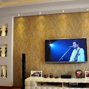 电视背景墙壁纸设计