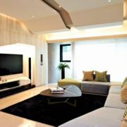 完美客厅装修效果图