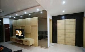 120平米客厅隐形门装修效果图